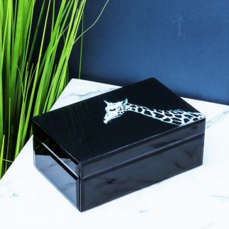 קופסת תכשיטים ונוי GIRAFFE