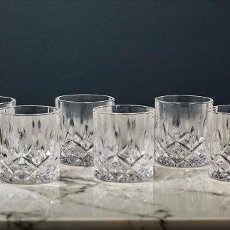 שישיית כוסות וויסקי – SHANNON