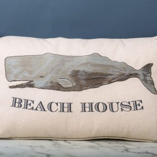 כרית נוי  – BEACH HOUSE