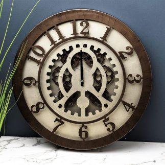 שעון קיר GEARS