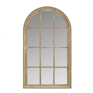 מראה עץ חלון