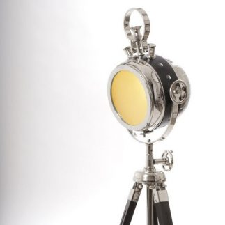 מנורת לילה על חצובה- MUSICAL