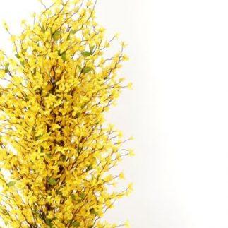 """עץ פרחים צהוב ענק 160 ס""""מ"""