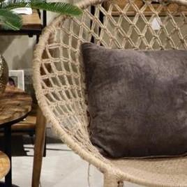 כורסת -BOMBAY – צבע טבעי