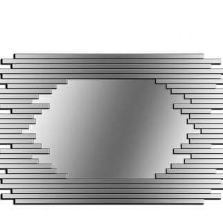 מראה קריסטל רסיטל ענקית