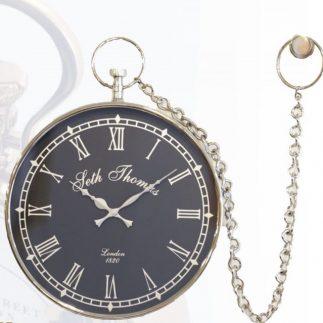 שעון קיר עם שרשרת – PULI