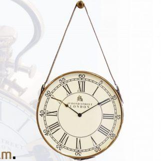 שעון קיר עם רצועה -LOLI