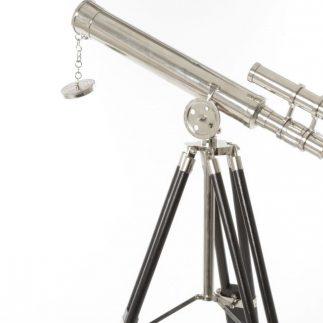 טלסקופ על חצובה – גדול