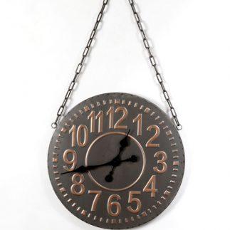 שעון קיר עם שרשרת – SYMPHONY