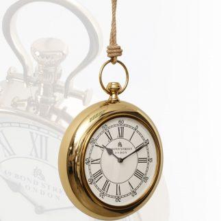 שעון יוקרה- STATUS בשני צבעים כסף/זהב