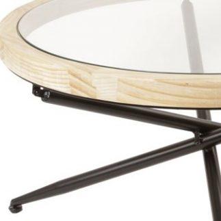 שולחן עץ לסלון – SALO
