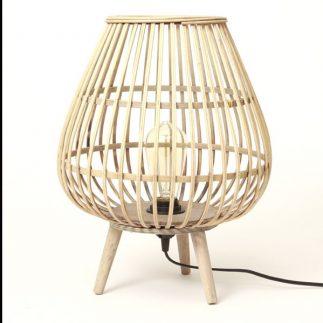 מנורת לילה במבוק