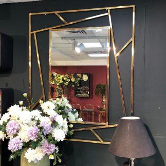 סדרת מראות ענקיןת – SHUSHU בשלושה צבעים – זהב/כסף/ברונזה