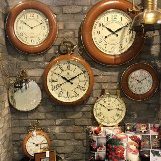 שעון יוקרה לקיר -CLASS בשלושה גדלים