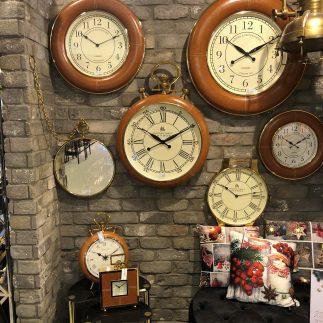 שעון יוקרה לקיר- PLATINUM