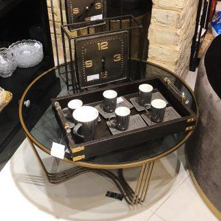 שולחן סלון – SMASH -זהב