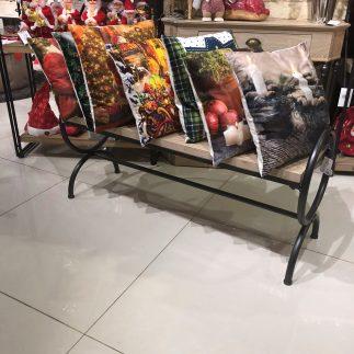ספסל עץ – ROGER