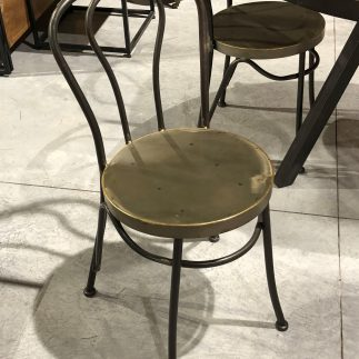 זוג כסאות מתכת – TOKYO