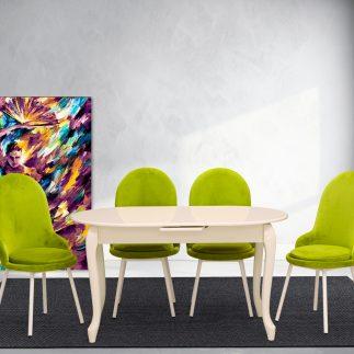 שולחן אוכל – ALESSANDRA