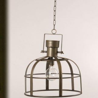 מנורת תקרה עם נורת לד (סוללות) – DOMO