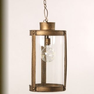 מנורת תקרה עם נורת לד (סוללות)- SUB