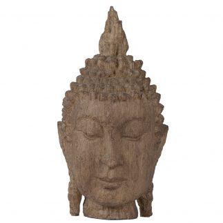 פסלון ראש בודהה