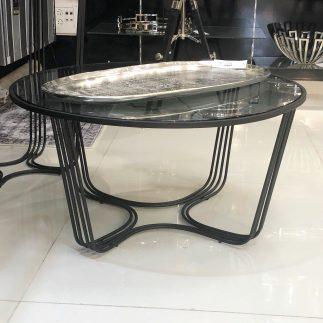 שולחן סלון – SMASH – שחור