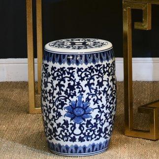 הדום לבית ולגינה- BLUE FLOWER