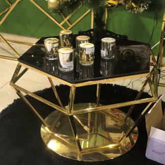 שולחן DIAMOND – זהב