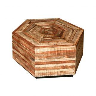 שולחן סלון  – HEXAGONAL
