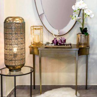 מנורה שולחנית – MOROCCO בשלושה גדלים