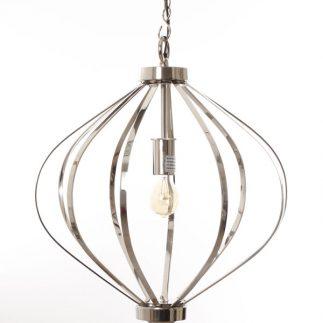 מנורת תקרה – FLAME זהב/כסף