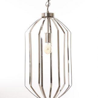 מנורת תקרה – SWING זהב/כסף