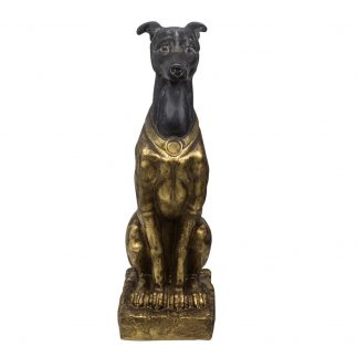 פסל כלב מלכותי ענק