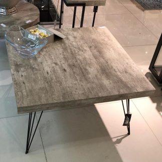 שולחן עץ מרובע – ALISON