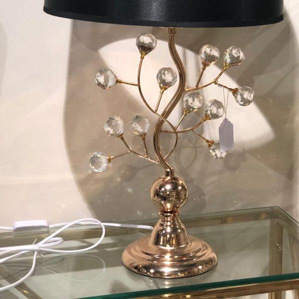 מנורה שולחנית - DIAMOND DROPS
