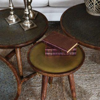 שולחן – TEXTURA גדול/קטן