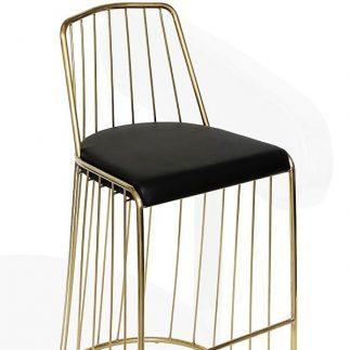 כיסא בר – STAR – שחור