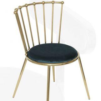 כיסא SPLENDID – טורקיז