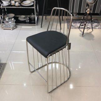 כיסא בר MOON – שחור