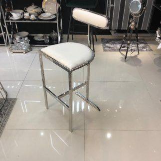 כיסא בר VAN GOGH – לבן