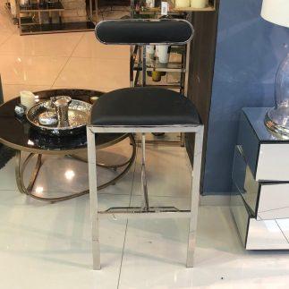 כיסא בר VAN GOGH – שחור