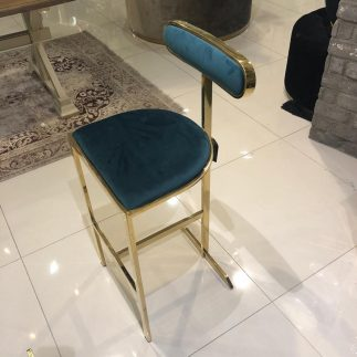 כיסא בר PICASSO – טורקיז