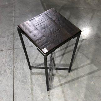 שולחן צד מלבני – DARK WOOD