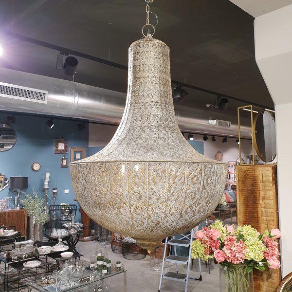 מנורת תקרה ענקית - MARRAKESH