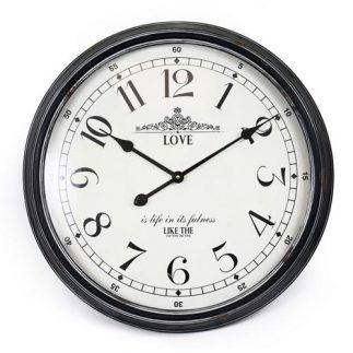 שעון קיר – LOVE