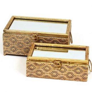 זוג קופסאות תכשיטים – ADWARD