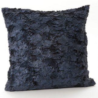 כרית – HAIRY כחולה