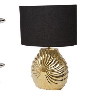 מנורה שולחנית – CONCH זהב
