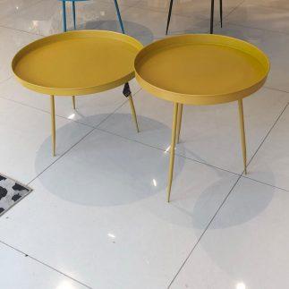 שולחן צד – NORD חרדל